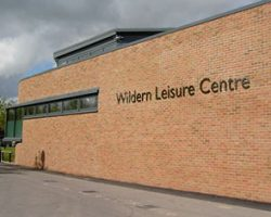 Wildern Leisure Centre Picture